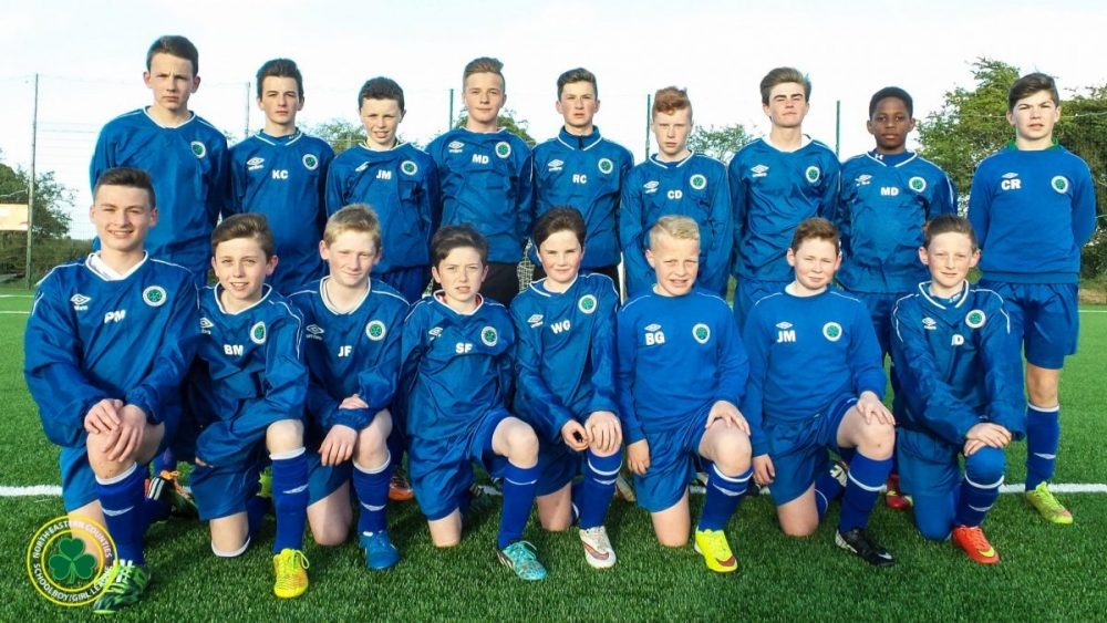 Good Luck Galway Cup Squad Necsl