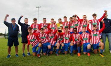 16 John Harte Cup winners