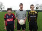 Kells & Athboy Captains and Ref
