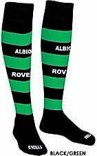 Albion Rovers Socks