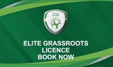 Elite Grass Roots License