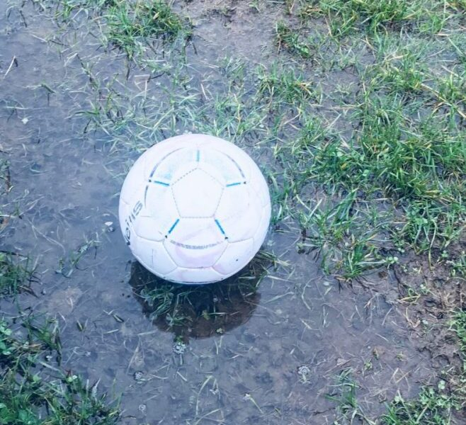 Flooded Pitch Game Off