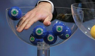 NECSL Cup Draw