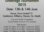 Torro United Summer 8s Tournament