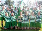 Trim Celtic Girls League Winners 2014-2015 March 22, 2015 01