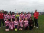 Walshetsown U14 Girls 2013-2014